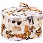 Monogrammed Cosmetic Vanity Bag