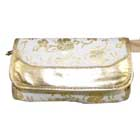 floral print cosmetic bags