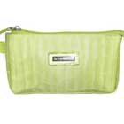 Small Satin Stitched Toiltry Bag