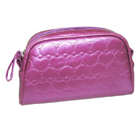 Cosmetic bag embroidered Personalizable