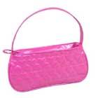 Small Cosmetic handbag with handle Monogrammed