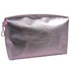 PVC leather cosmetic pouch