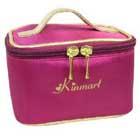 travel vanity cosmetic bag Personalised