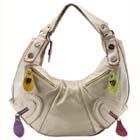 Top Zip Shoulder Handbags