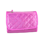 Quilted Hanging Travel Toiletry Bags
