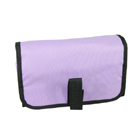 Hanging Fold up Cosmetic Bag Monogrammed