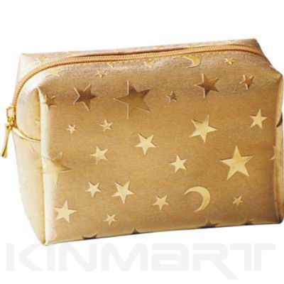 Stars Pattern Promotional Cosmetic Pouch