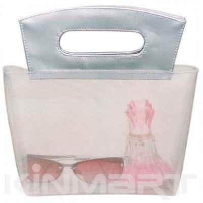 Promotional Mesh Cosmetic Tote Bag Monogrammed