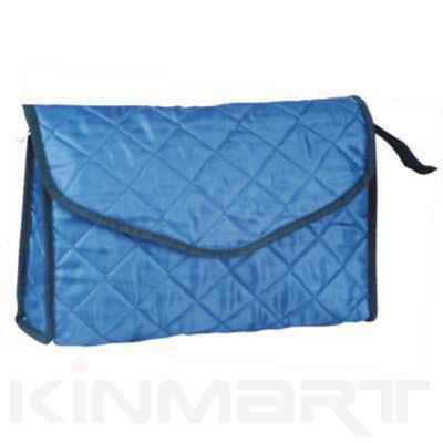 Quilt Toiletry Bag