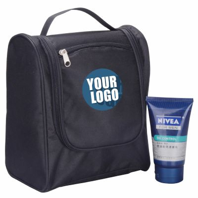Hanging Travel Toiletry Kit