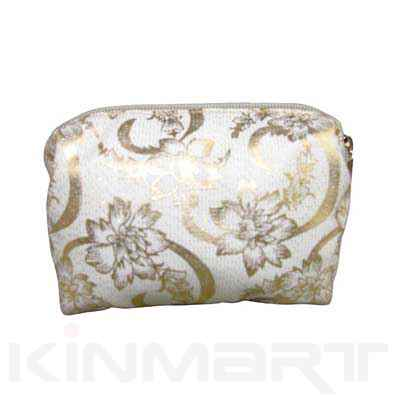 Lady Cosmetic Bag Monogrammed