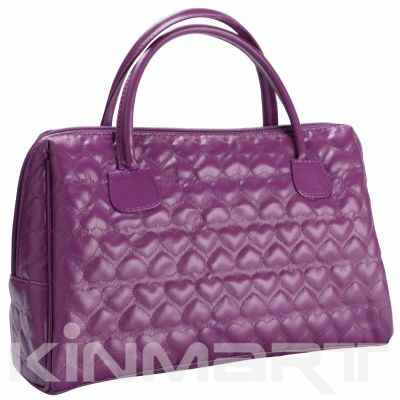 Personalised Quilted Cosmetic Handbag