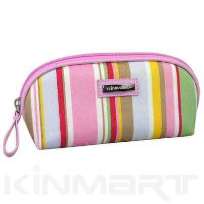 Stripe Pattern Cosmetic Bags Personalised