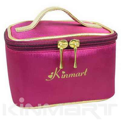 travel vanity cosmetic bag Personalised