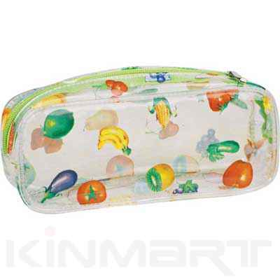 PVC Kid Cosmetic Bag Personalised