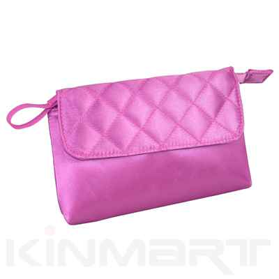 Quilted Makeup Purses