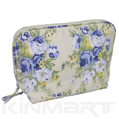 canvas Monogrammed toiletry bags