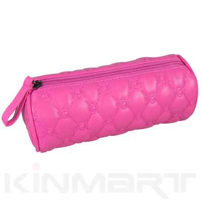 Quilted Cosmetic Pouch Personalized