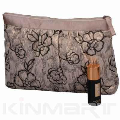 Designer Cosmetic Bag Monogrammed