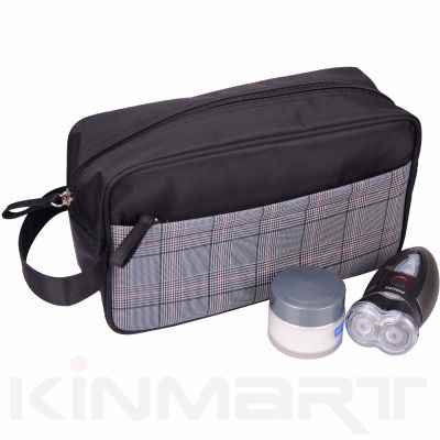Toiletry Bag for Men Personalised