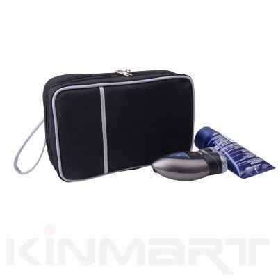 Men Toiletry Travel Kit Personalised