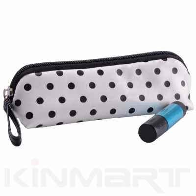 Polk Dots Cosmetic Bag