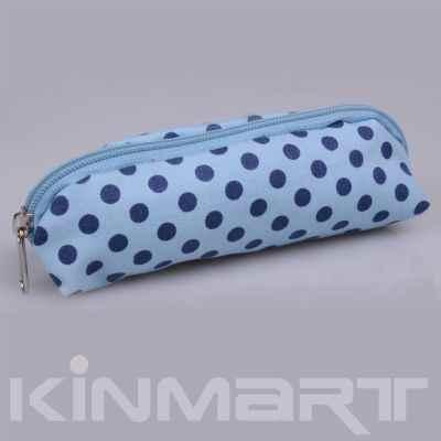 Polk Dot Cosmetic Bag