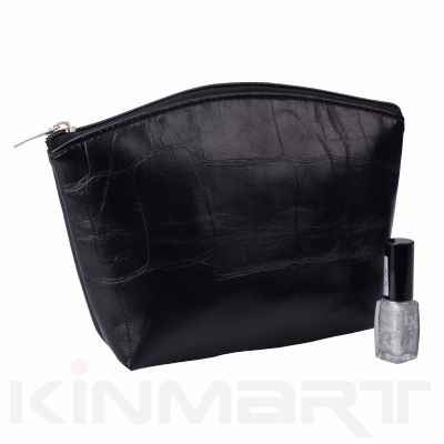 Crocodile Cosmetic Bag