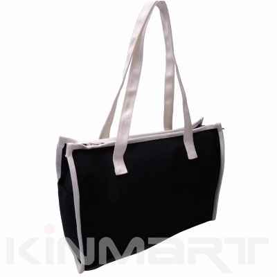 Retangular Canvas Tote Bag