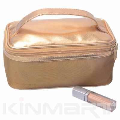 Cosmetic Vanity Case Monogrammed