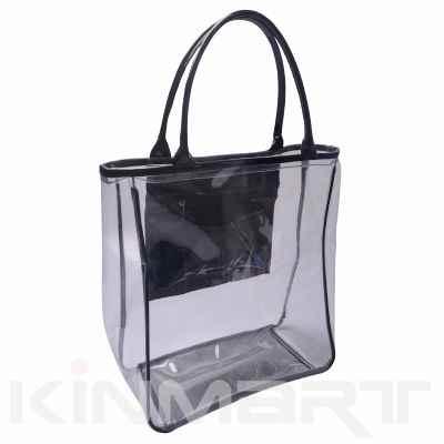 Vinyl PVC Beach Bag Personalized