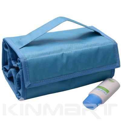 Rollup Cosmetic Organizer