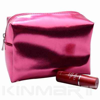 Plum Cosmetic Bag