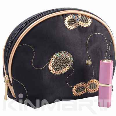 Embroidery Cosmetic Bag