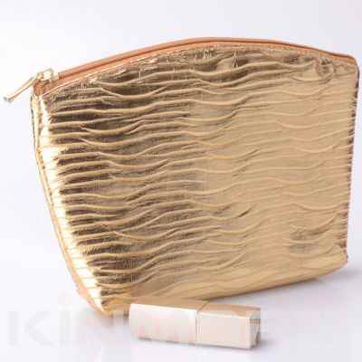 Waving Styling Cosmetic Pouch