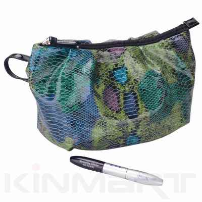 Large Cosmetic Clutch Personalized