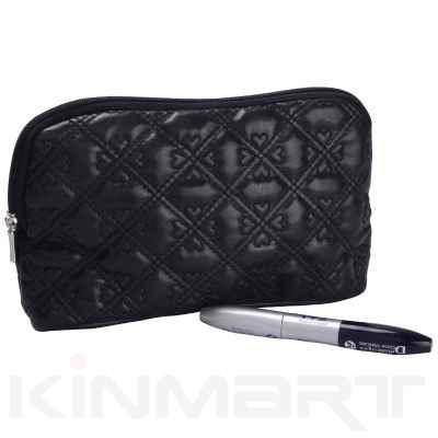 High Quality Quilted Cosmetic Bag