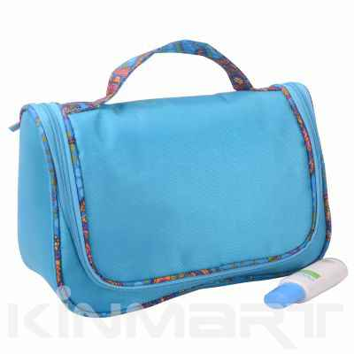 Womens Hanging Toiletry Bag Organizer Kit Personalized