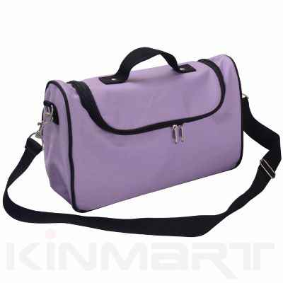 Makeup Tool Bag with Shoulder Strap