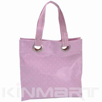 Large Monogram Tote Bag