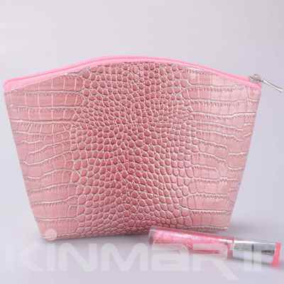 Personalised Croco Cosmetic Pouch