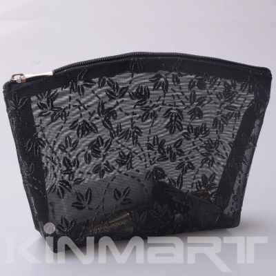 Mesh Cosmetic Pouch
