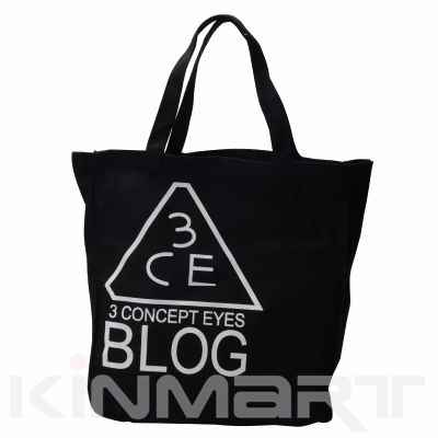 Monogrammed Canvas Tote Bags