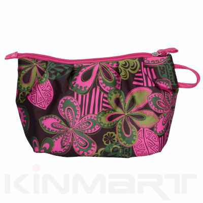 New Style Floral Clutch Cosmetic Bag Personalised