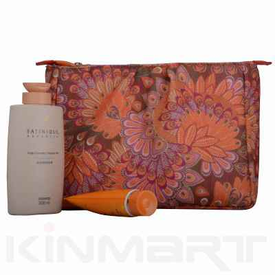 Hot Sale Fashion Promotional Peafowl Cosmetic Bag