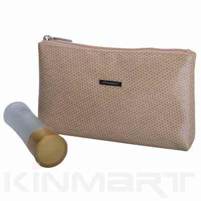 Personalised Snake Skin Cosmetic Bag