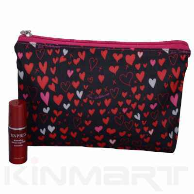 Personalized Cosmetic Brush Bag