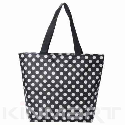 Beauty Shopping Tote Bag Personalized
