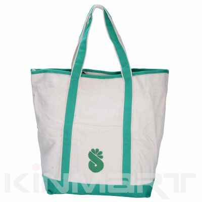 Reusable canvas shopping bag Personalized