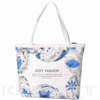 Girl's shopping tote bag shoulder bag